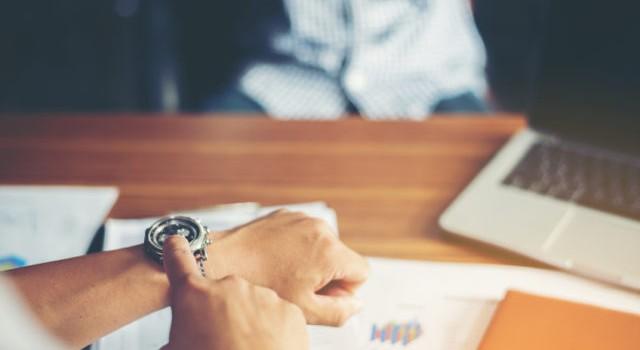 Seulement 25 % des utilisateurs de logiciel de gestion des temps sont satisfaits