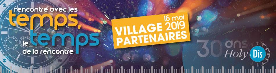 30 ANS Holy-Dis : Un village partenaires, projetons ensemble les 30 années à venir