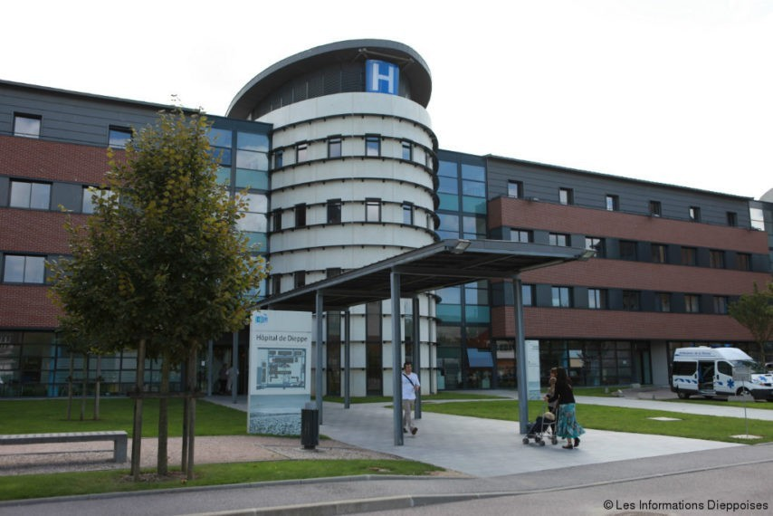 Le Centre Hospitalier de Dieppe utilise la solution Chronos d'Asys avec medGo