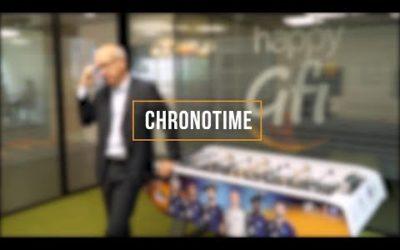Stéphane Dubois nous donne sa vision de la gestion des temps
