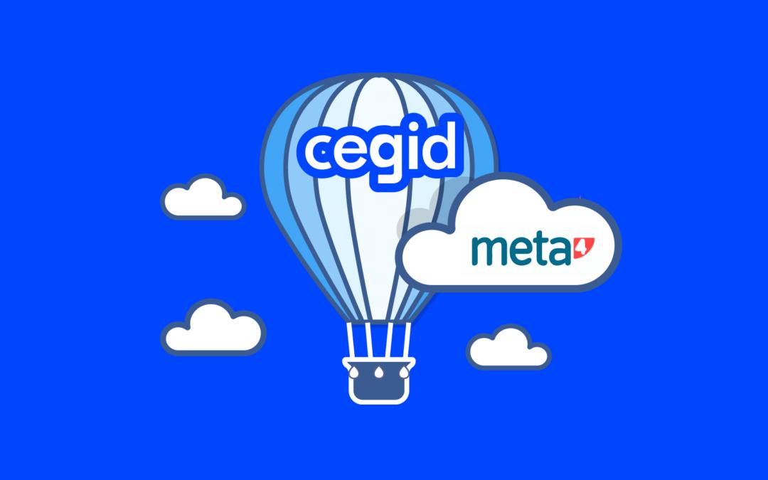Cegid annonce l'acquisition de Meta4 et sort du secteur public
