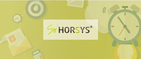 Sortie du nouveau So'Horsys, le logiciel RH pour les PME et ETI