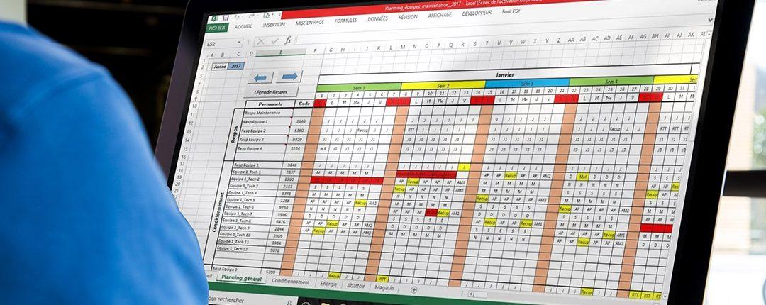 Les 5 signes qui montrent que vos tableaux Excel sont insuffisants pour votre gestion RH