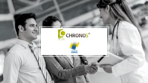 Le groupe AHNAC signe pour la solution de gestion des temps CHRONOS
