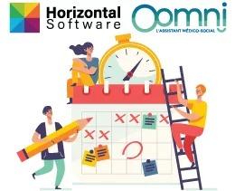 AgileTime & E-Connection intègrent Oomni
