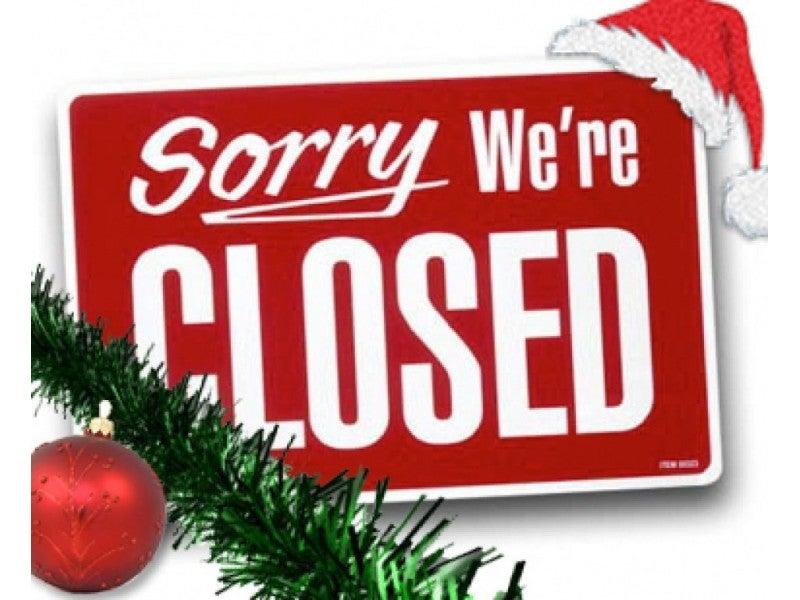Fermeture d'entreprise une pour Noël et congés insuffisants pour couvrir la période de fermeture. Comment faire ?