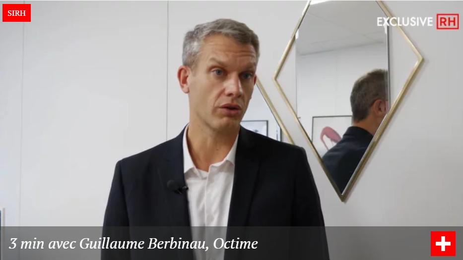 Interview de Guillaume Berbinau, président d'Octime