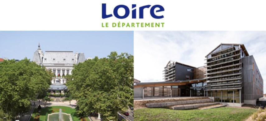 Horizontal Software équipe le département de la Loire et ses 3300 agents