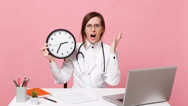 Le temps médical