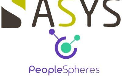 Asys signe un partenariat avec PeopleSpheres pour proposer une suite SIRH