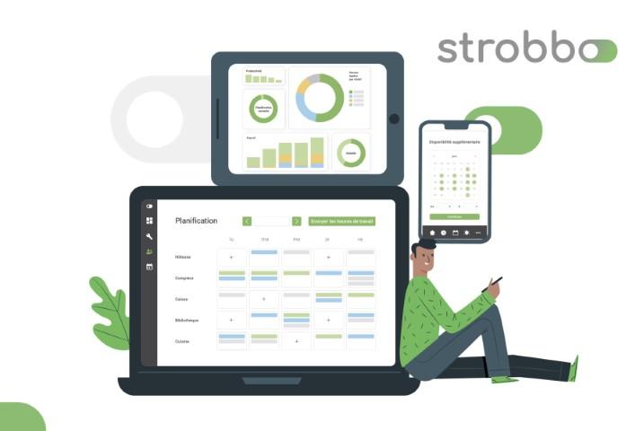 Strobbo la nouvelle solution de planification de Protime