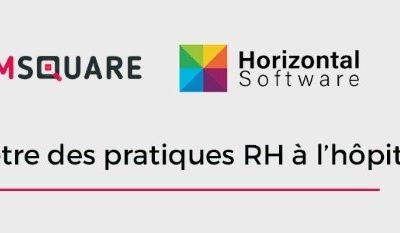 Baromètre Horizontal Software & Teamsquare des pratiques RH