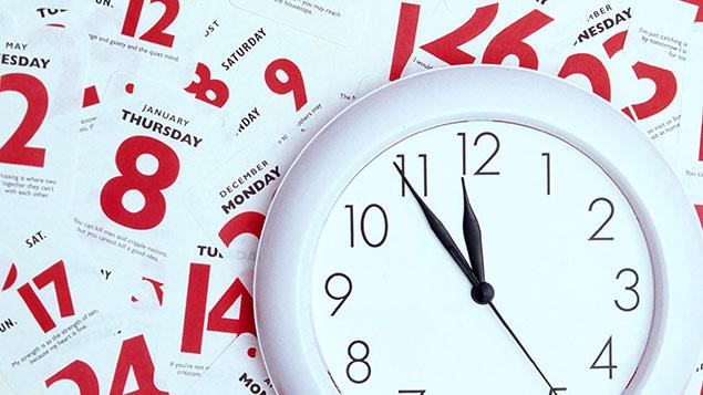 Méthodes de calcul de l'annualisation du temps de travail